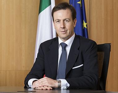 Fabrizio Palermo, amministratore delegato cdp